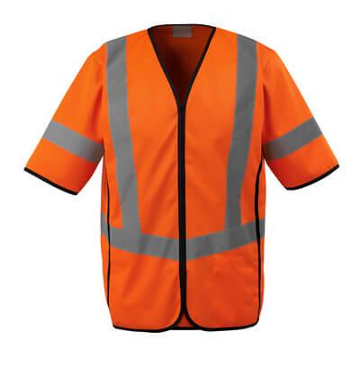 50216-310-14 Warnschutzweste - hi-vis Orange