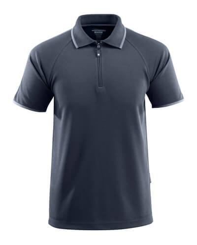 50458-978-010 Polo-Shirt - Schwarzblau