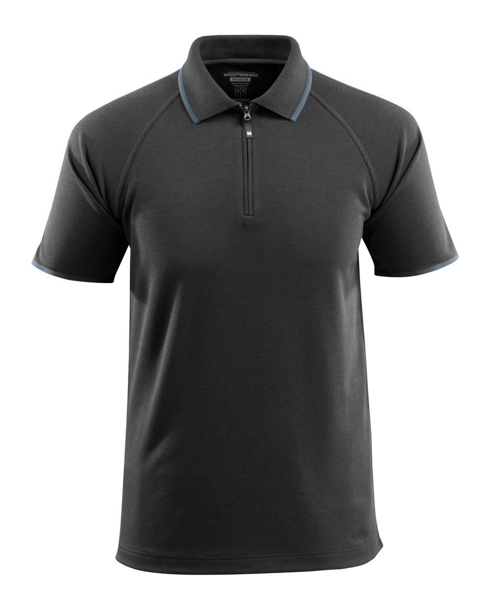 50458-978-09 Polo-Shirt - Schwarz