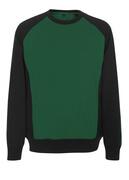 50503-830-0309 Sweatshirt - Grün/Schwarz