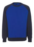 50503-830-11010 Sweatshirt - Kornblau/Schwarzblau
