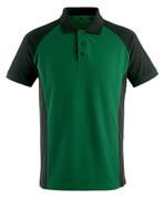 50569-961-0309 Polo-Shirt - Grün/Schwarz