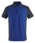 50569-961-11010 Polo-Shirt - Kornblau/Schwarzblau