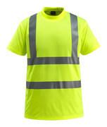 50592-972-17 T-Shirt - hi-vis Gelb