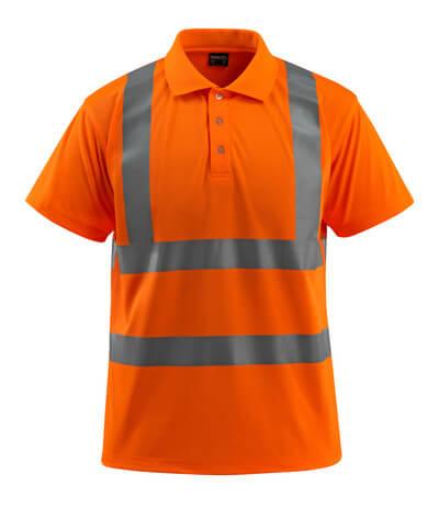 50593-972-14 Polo-Shirt - hi-vis Orange