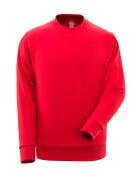 51580-966-202 Sweatshirt - Verkehrsrot