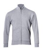 51591-970-08 Sweatshirt - Grau-meliert