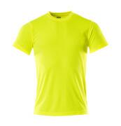 51625-949-17 T-Shirt - hi-vis Gelb