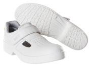 F0801-906-06 Sicherheitssandale - Weiß
