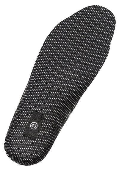 FT086-980-09 Einlegesohle - Schwarz